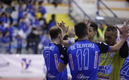 Calcio a 5, colpo Acqua e Sapone: Napoli ko