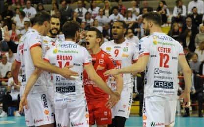 Volley, Civitanova vince Champions: Zenit Kazan ko