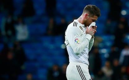 Dalla Spagna: Ramos vuole lasciare il Real gratis