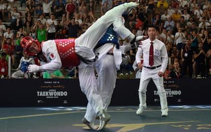 Taekwondo, arte dei calci e pugni in volo: regole