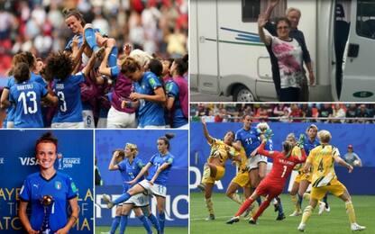 Gol mondiali e genitori in camper: chi è Bonansea
