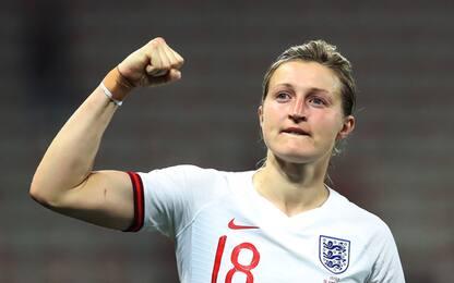 L'Inghilterra vince ma passa anche il Giappone
