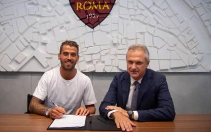 """Spinazzola: """"Roma, grazie per aver creduto in me"""""""