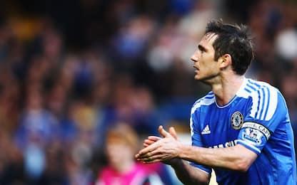 Bandiere allenatori: Lampard l'ultimo caso