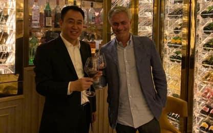 Mou in Cina, tratta col presidente del Guangzhou