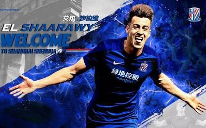 "El Shaarawy-Shanghai, è ufficiale: ""Grazie Roma"""