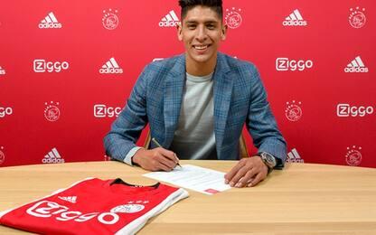 Chi è Edson Alvarez, sostituto di de Ligt all'Ajax