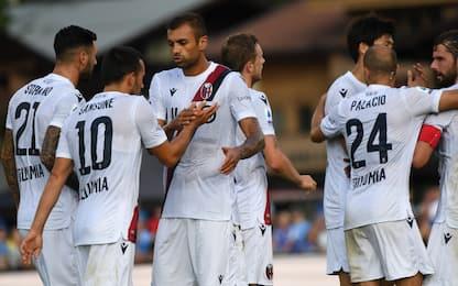 Riscatto Bologna: 3-2 allo Schalke in amichevole