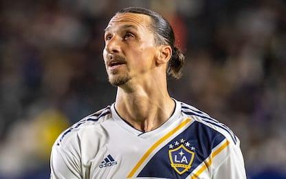 MLS, Ibrahimovic attacca il sistema playoff