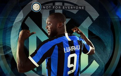 Inter, ufficiale: la 9 di Icardi a Lukaku