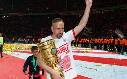 La Fiorentina sogna in grande: Ribery e non solo
