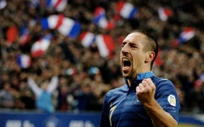 Parlez-vous français? Con Ribery la Serie A sì