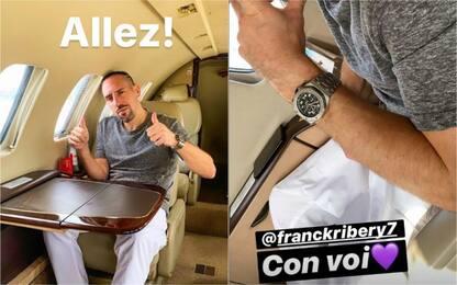 Fiorentina, è fatta per Ribery