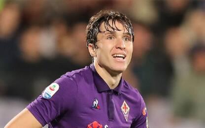La Juve preme per Chiesa: muro della Fiorentina