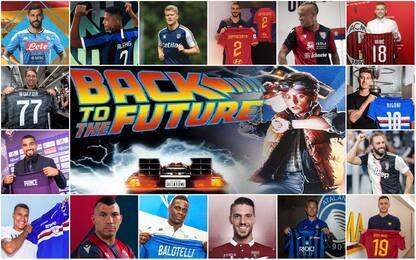 """""""Back to the future"""", 26 ritorni in Serie A"""