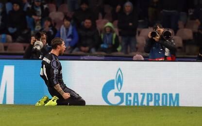 """Ramos, il decisivo: l'ultima impresa di """"SR7"""""""