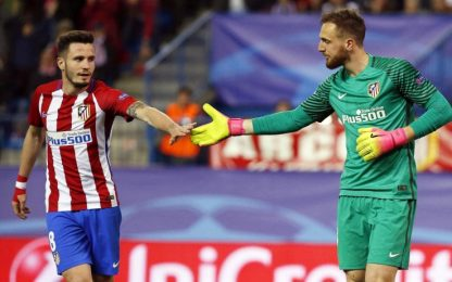 Atletico senza ansia, 0-0 in casa: è ai quarti