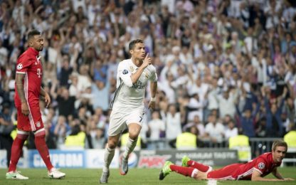 Ronaldo elimina il Bayern: Real in semifinale