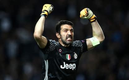 """Buffon: """"Champions sarebbe gioia come il Mondiale"""""""