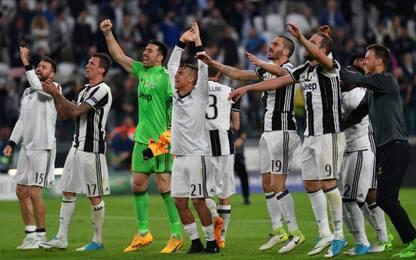 Juventus regina d'Europa, prima nel ranking Uefa