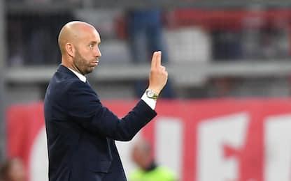 Serie B, Bari: primi contatti per Bucchi