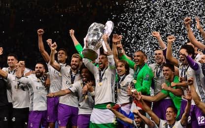 Real campione d'Europa, Ronaldo batte la Juve 4-1
