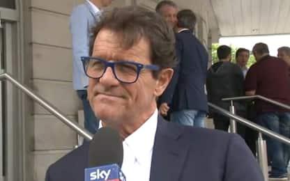 """Capello: """"Juve ha più rabbia e voglia di vincere"""""""