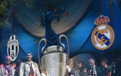 Finale Champions, Juve-Real: news LIVE da Cardiff