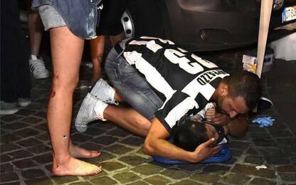 Caos piazza San Carlo, Kelvin lascia ospedale