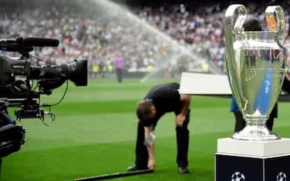 Champions ed Europa League in esclusiva su Sky