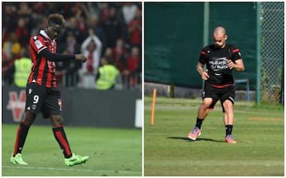 Champions, convocati Nizza: out Balo e Sneijder