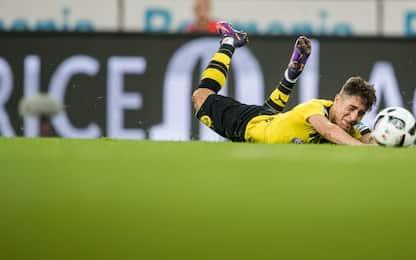 "Inter-Emre Mor, ds Dortmund: ""Trattativa fallita"""