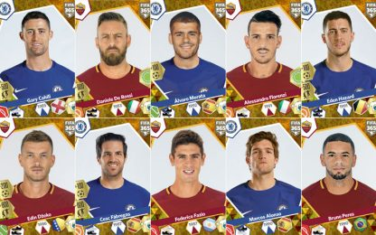 Chelsea-Roma, l'analisi in 5 duelli individuali