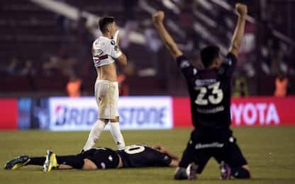 Libertadores, che Lanus! E' finale, incubo River