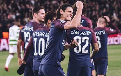 Il PSG sta battendo tutti i record di Champions