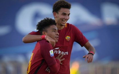 Youth League, 3-0 della Roma sul Qarabag