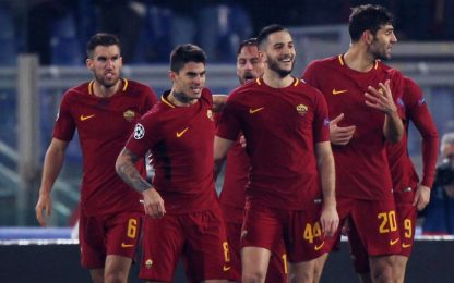 Roma, nei sorteggi insidie Bayern e Real