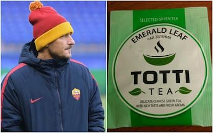Shakhtar-Roma, in Ucraina spunta il tè Totti