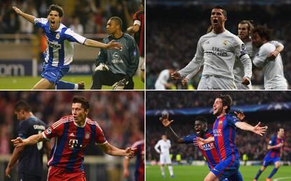 Dal Depor al Barça, tutte le rimonte da Champions