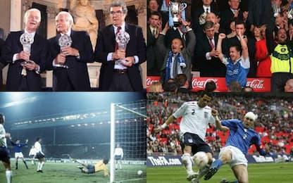 Vittorie, 3-3 e 4-4: storie di juventini a Wembley