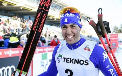 Sci di fondo: Pellegrino, ancora un podio a Falun