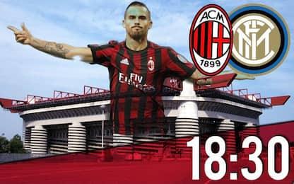 Milan-Inter Happy Hour, un derby tutto da... bere