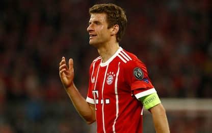 Müller 0 muscoli, fascia da capitano con lo scotch