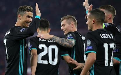 Marcelo e Asensio ribaltano il Bayern: 2-1 Real