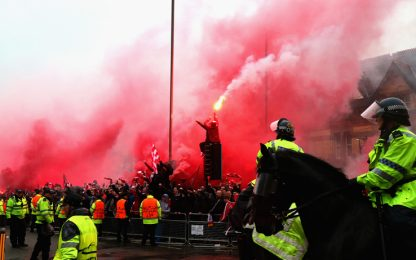 Incidenti Liverpool, ecco cosa rischia la Roma