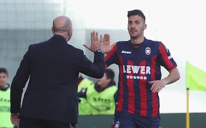 Serie A, Crotone: lavoro tattico verso Napoli