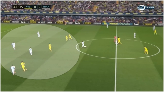 real madrid, villarreal