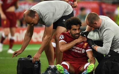 """Salah non si abbatte: """"In Russia ci sarò"""""""