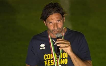 """Lucarelli si ritira: """"A Parma morto e rinato"""""""