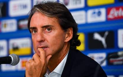 """Mancini: """"Serve vincere. Portiamo gioia a Genova"""""""